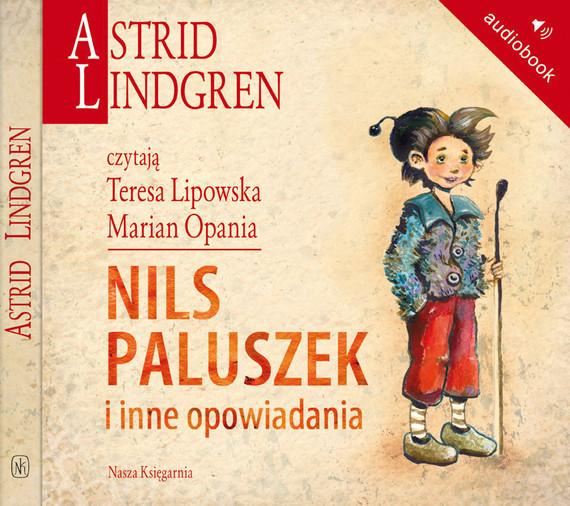 okładka Nils Paluszek i inne opowiadaniaaudiobook | MP3 | Astrid Lindgren