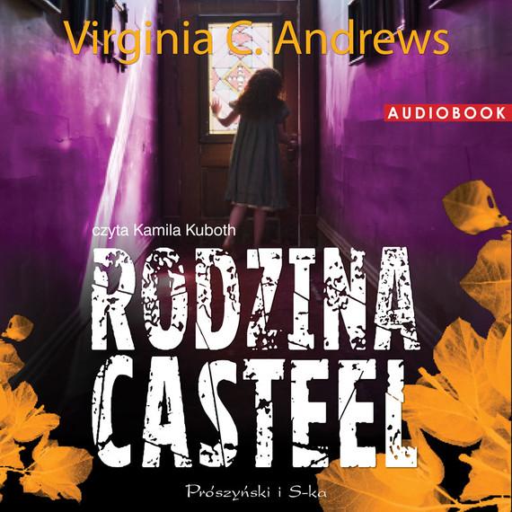 okładka Rodzina Casteelaudiobook | MP3 | Virginia C. Andrews