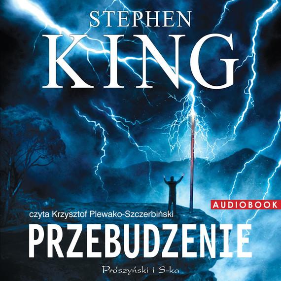okładka Przebudzenie, Audiobook | Stephen King