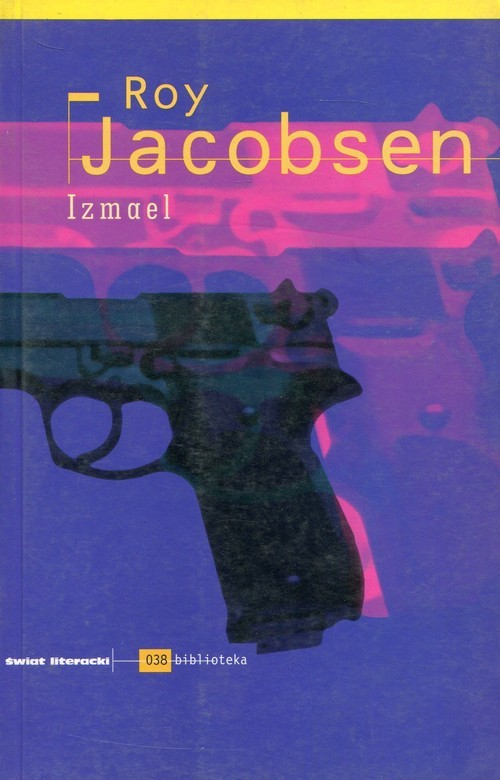 okładka Izmael, Książka | Jacobsen Roy