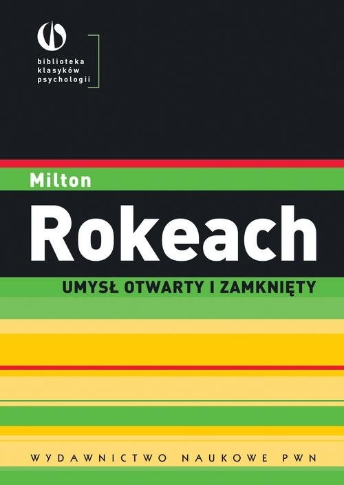 okładka Umysł otwarty i zamknięty, Książka | Rokeach Milton