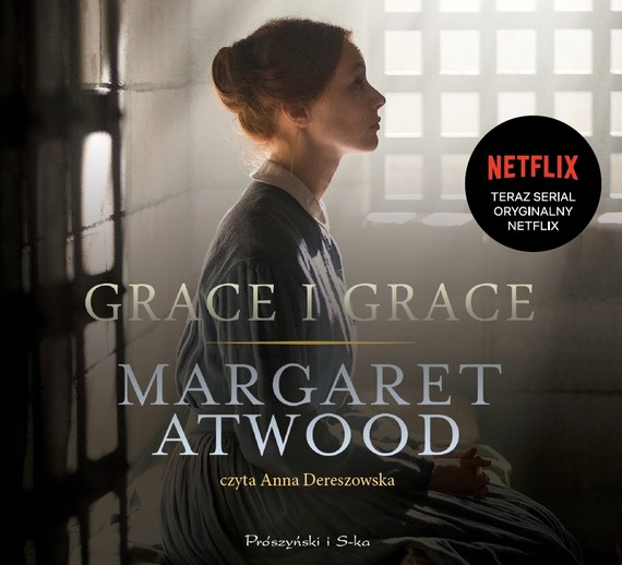 okładka Grace i Grace, Audiobook | Margaret Atwood