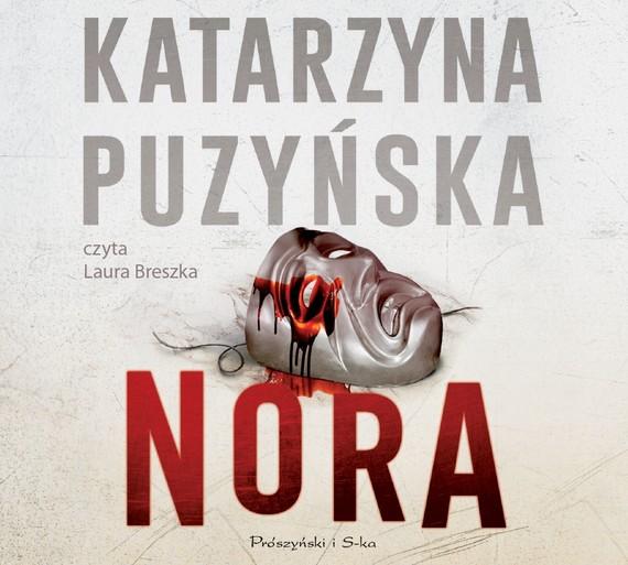 okładka Nora, Audiobook | Katarzyna Puzyńska