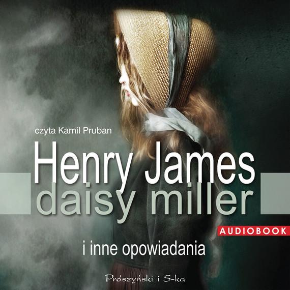 okładka Daisy Miller i inne opowiadaniaaudiobook | MP3 | Henry James
