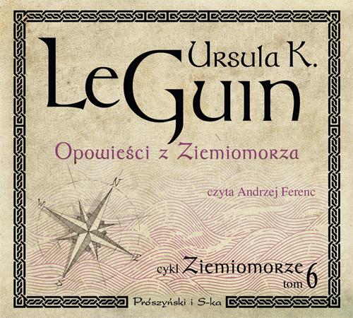 okładka Opowieści z Ziemiomorza, Audiobook | Ursula K. Le Guin