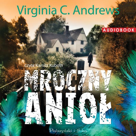 okładka Mroczny aniołaudiobook | MP3 | Virginia C. Andrews