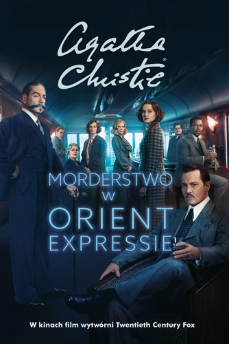 okładka Morderstwo w Orient Expressieaudiobook | MP3 | Agata Christie