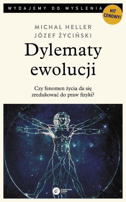 okładka Dylematy ewolucji, Książka | Michał Heller, Józef Życiński