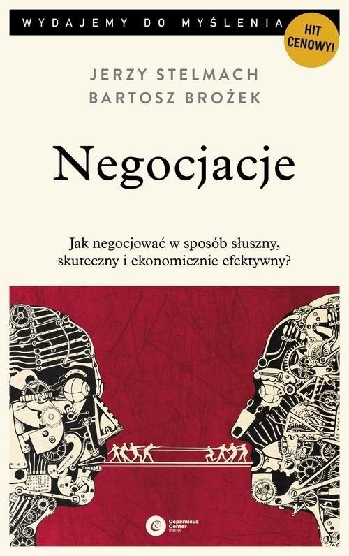 okładka Negocjacje, Książka | Jerzy Stelmach, Bartosz Brożek