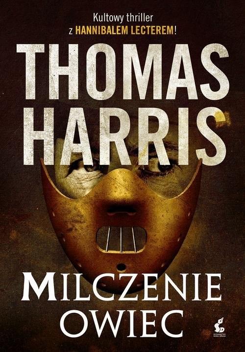 okładka Milczenie owiec, Książka | Harris Thomas