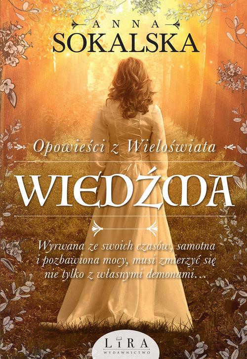 okładka Wiedźma, Książka | Sokalska Anna