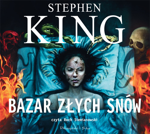 okładka Bazar złych snów. Audiobook | MP3 | Stephen King