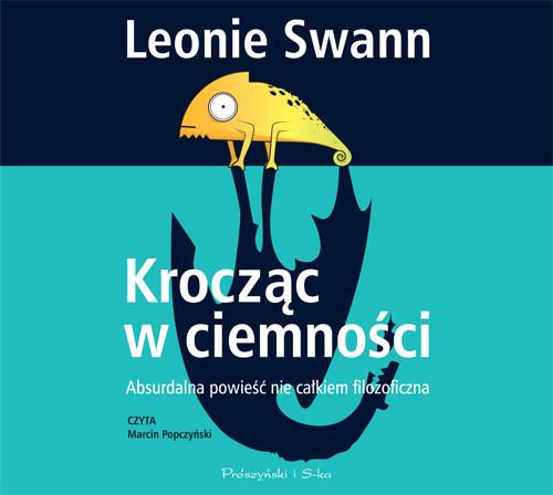 okładka Krocząc w ciemnościaudiobook | MP3 | Leonie Swann