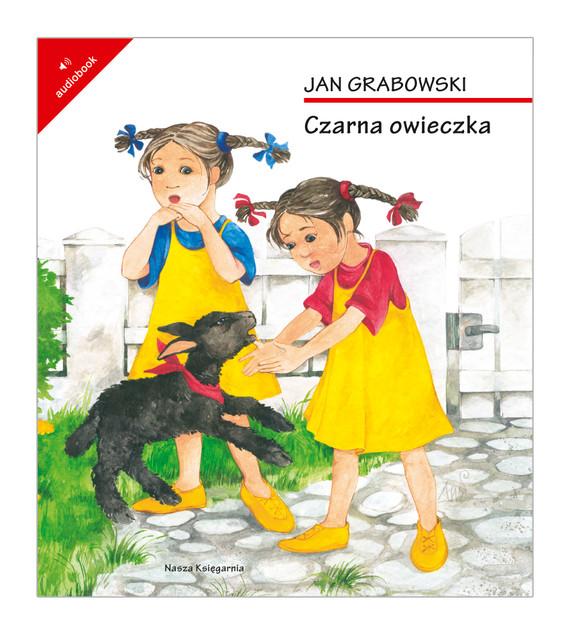 okładka Czarna owieczkaaudiobook   MP3   Jan Grabowski