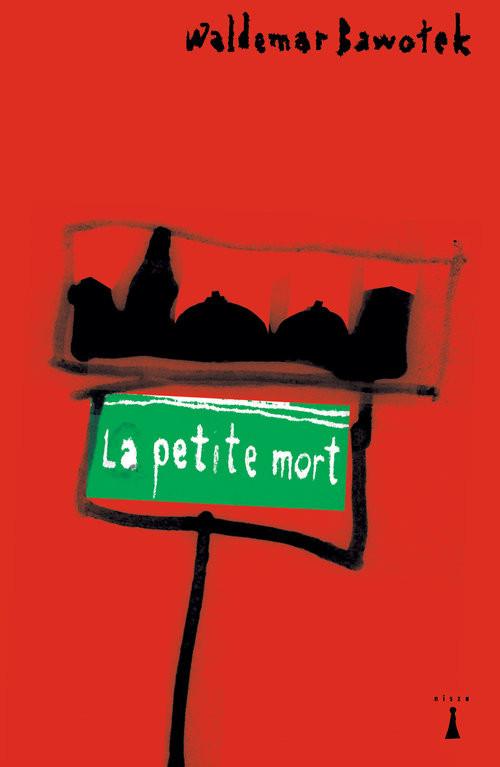 okładka La petite mort, Książka |