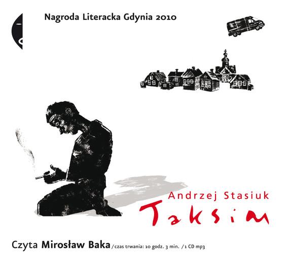 okładka Taksimaudiobook | MP3 | Andrzej Stasiuk