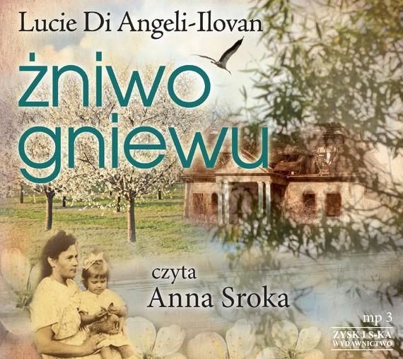 okładka Żniwo gniewuaudiobook | MP3 | Lucie  Di Angeli-Ilovan