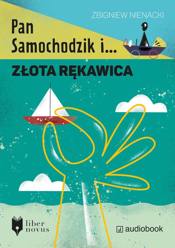 okładka Pan Samochodzik i złota rękawicaaudiobook   MP3   Zbigniew Nienacki