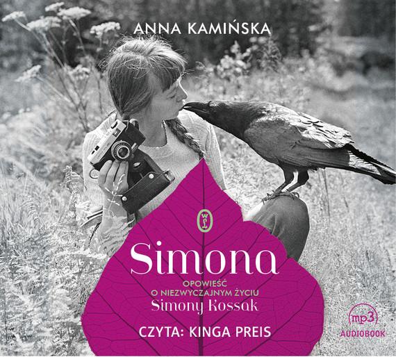 okładka Simonaaudiobook | MP3 | Anna Kamińska