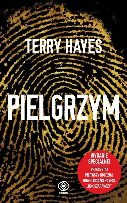 okładka Pielgrzym, Książka | Hayes Terry