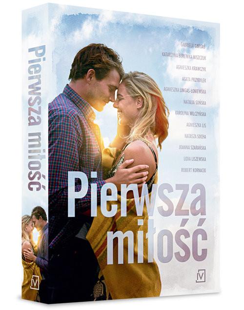 okładka Pierwsza miłość, Książka | Gabriela Gargaś, Katarzyna Berenika Miszczuk, praca zbiorowa