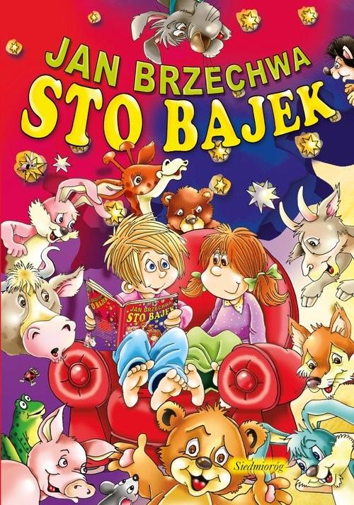 okładka 100 Bajek, Książka | Brzechwa Jan