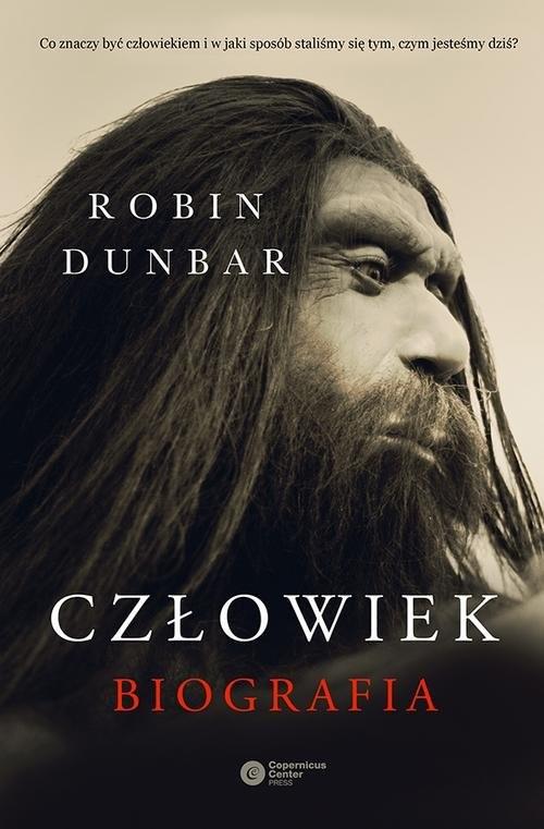 okładka Człowiek Biografia, Książka | Dunbar Robin