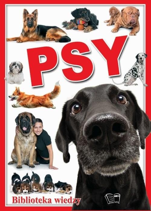 okładka Psy, Książka |