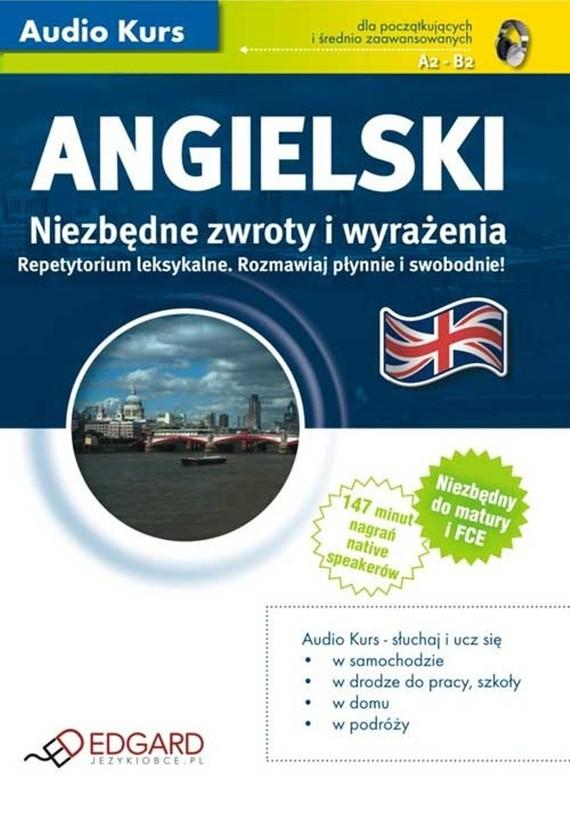okładka Angielski Niezbędne zwroty i wyrażeniaaudiobook | MP3 | autor zbiorowy