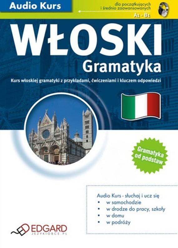 okładka Włoski Gramatyka, Audiobook | autor zbiorowy