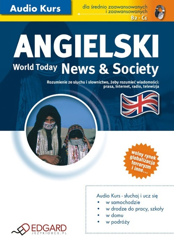 okładka Angielski World Today News and Society, Audiobook | autor zbiorowy