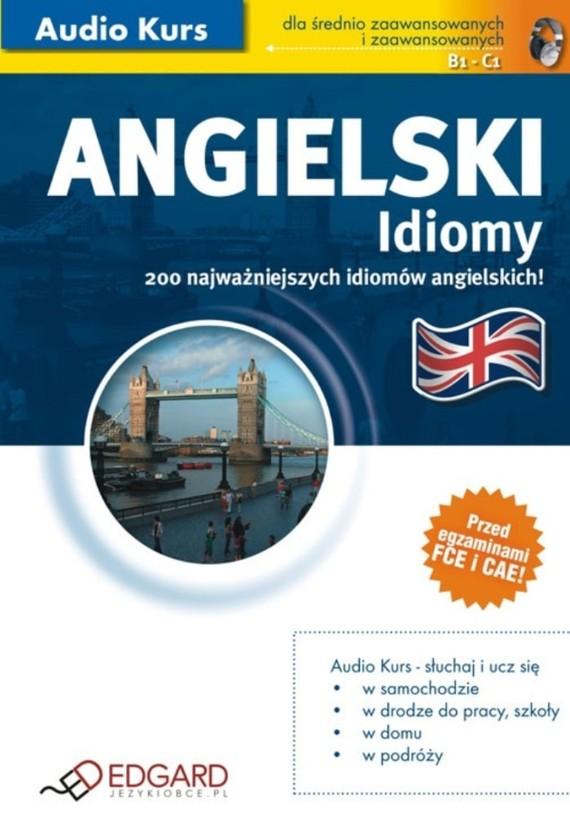 okładka Angielski Idiomy, Audiobook | autor zbiorowy