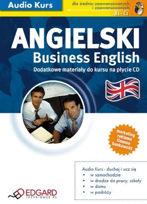 okładka Angielski Business Englishaudiobook | MP3 | autor zbiorowy