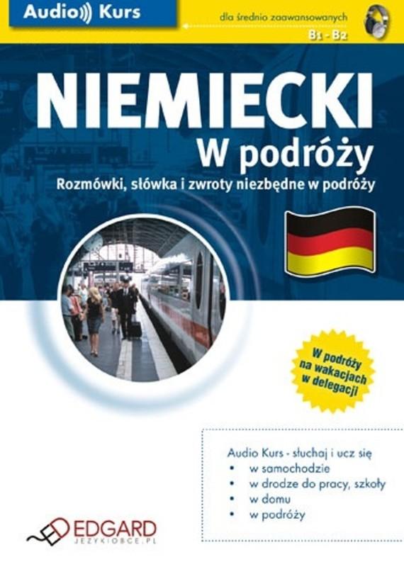 okładka Niemiecki w Podróżyaudiobook | MP3 | autor zbiorowy