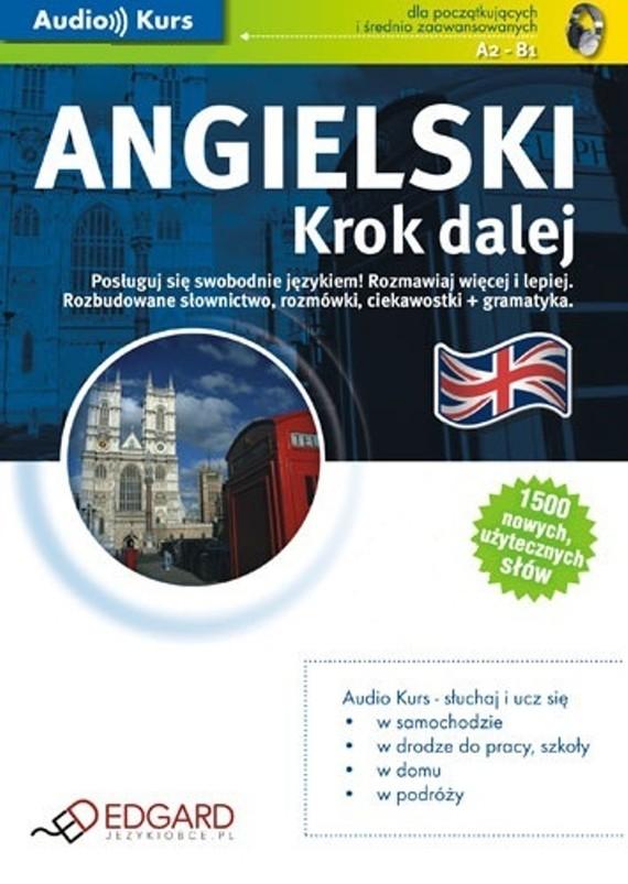 okładka Angielski. Krok dalej, Audiobook | autor zbiorowy
