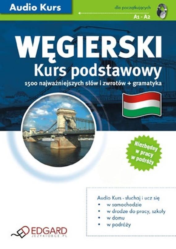 okładka Węgierski Kurs Podstawowy, Audiobook | autor zbiorowy