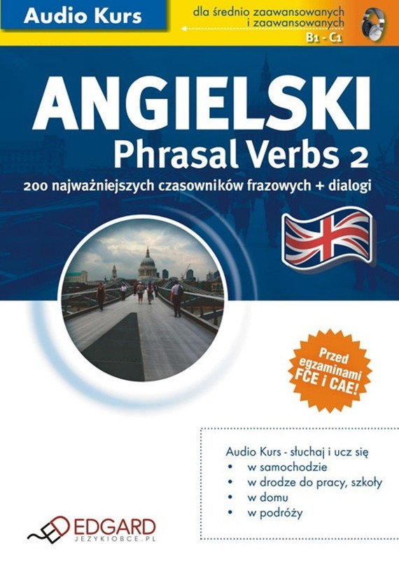 okładka Angielski Phrasal Verbs 2, Audiobook | autor zbiorowy