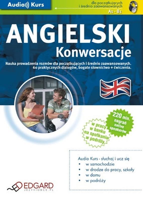 okładka Angielski Konwersacjeaudiobook | MP3 | autor zbiorowy