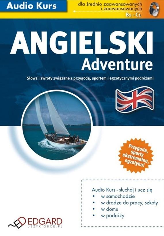 okładka Angielski Adventure, Audiobook | autor zbiorowy