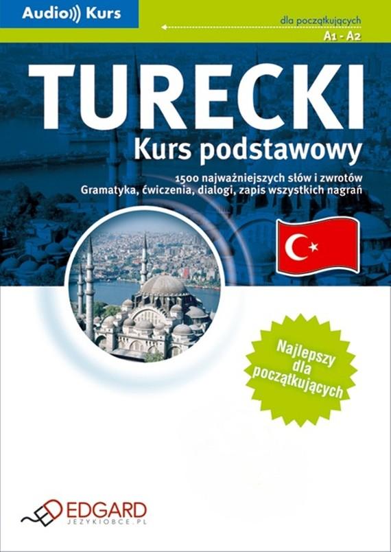 okładka Turecki - Kurs podstawowyaudiobook | MP3 | autor zbiorowy