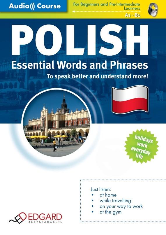 okładka Polish Essential Words and Phrases, Audiobook | autor zbiorowy