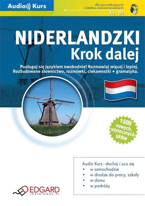 okładka Niderlandzki. Krok dalejaudiobook | MP3 | autor zbiorowy