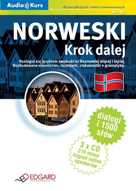 okładka Norweski. Krok dalejaudiobook   MP3   autor zbiorowy