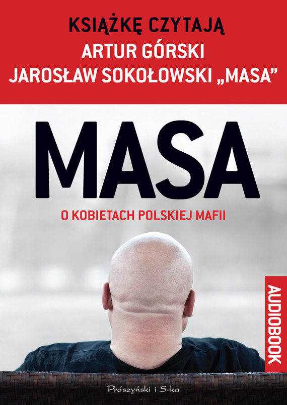 okładka MASA o kobietach polskiej mafii audiobook | MP3 | Artur Górski