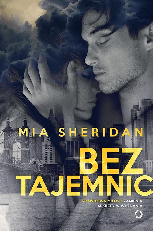 okładka Bez tajemnic, Książka | Mia Sheridan