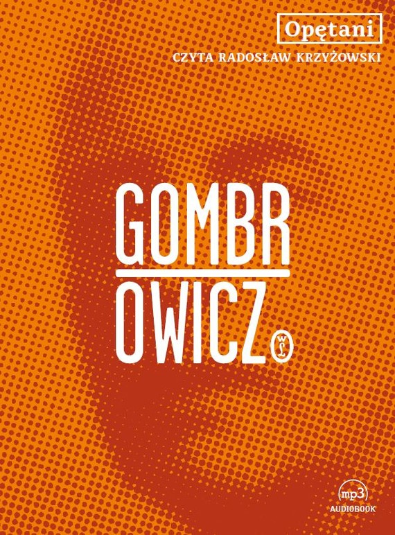 okładka Opętaniaudiobook | MP3 | Witold Gombrowicz