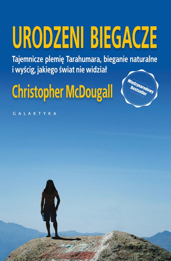okładka Urodzeni biegaczeaudiobook | MP3 | Christopher Mc Dougall