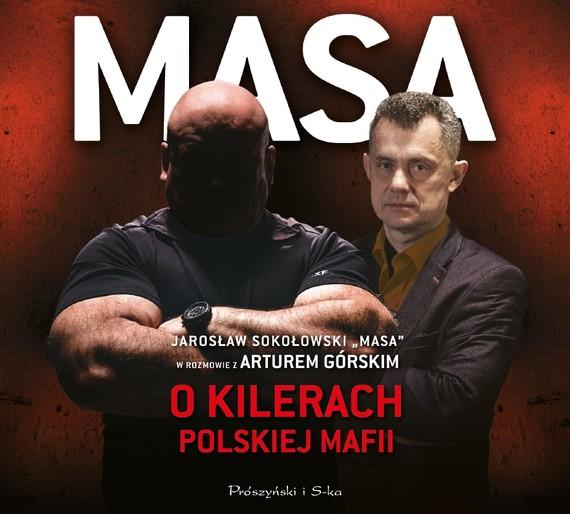 okładka Masa o kilerach polskiej mafiiaudiobook | MP3 | Artur Górski