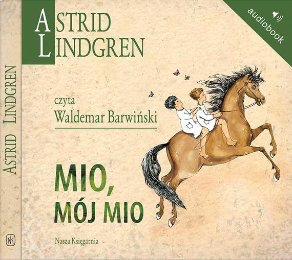 okładka Mio, mój Mio, Audiobook | Astrid Lindgren