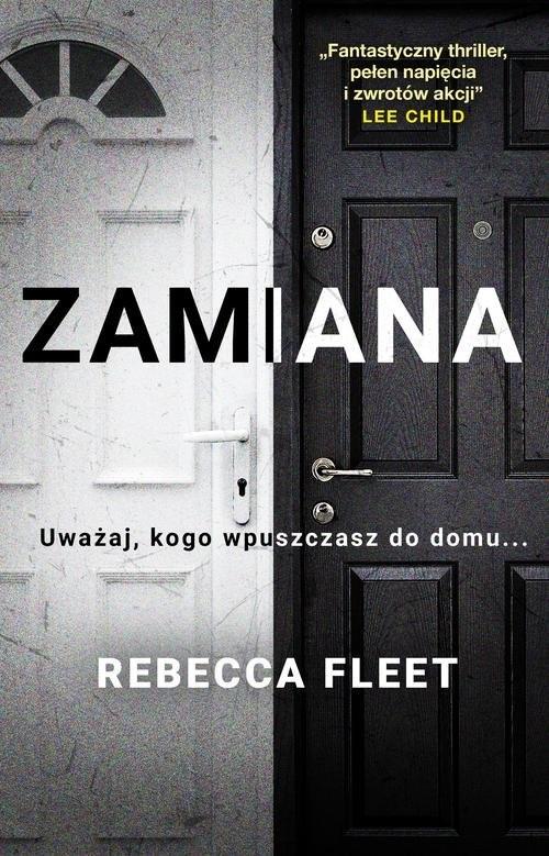 okładka Zamiana, Książka | Fleet Rebecca